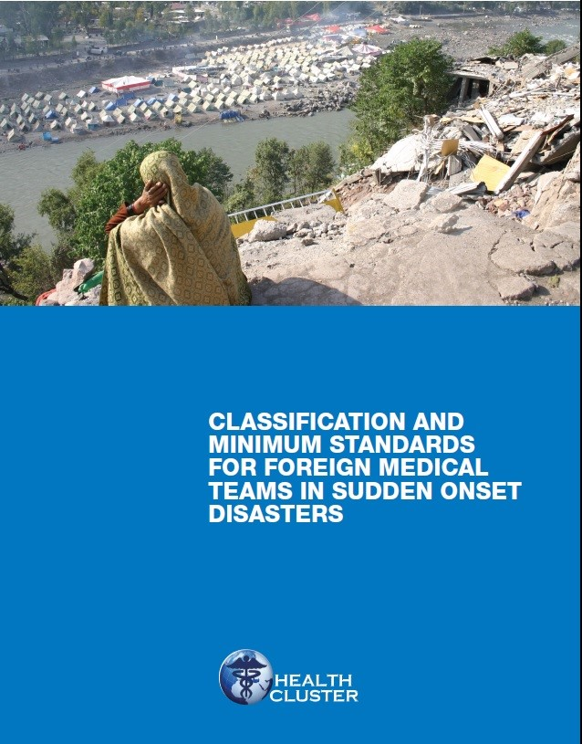 Classification and minimun standars
